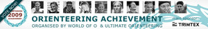 Orienteering Achievement of 2009